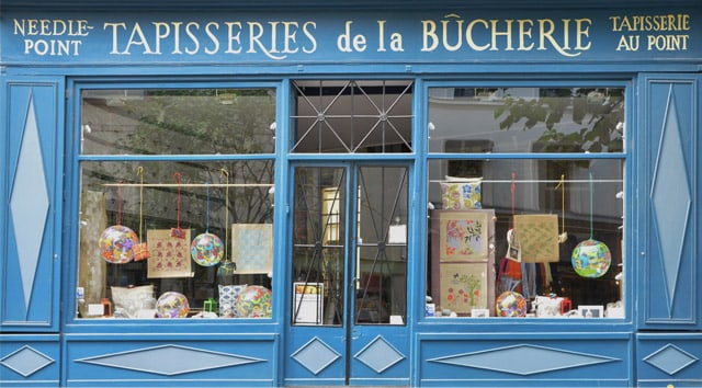 Our Store in Paris