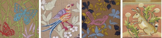 Animal Needlepoint patterns