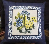 Finished Needlepoint by Bucherie.com