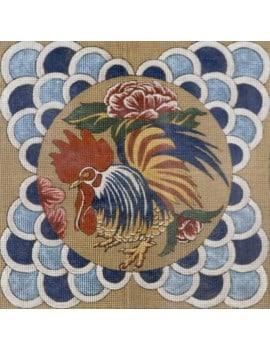 Coq chinois